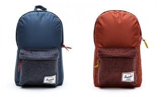 Herschel Supply Co. Knitted Woodside Backpacks
