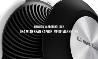 Harman Kardon Holiday:  Q&A with Sean Kapoor, VP of Marketing