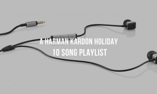 Listen to this 10 Song Harman Kardon Holiday Playlist