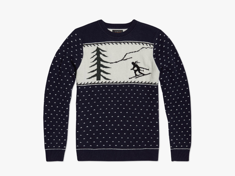 Selectism Guide: 6 Holiday Friendly Sweaters