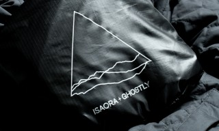 Stay Warm in this ISAORA for GHOSTLY Quadcube Insulated Shirt