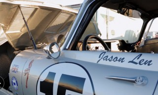 Watch Jaguar's Recreation of the 1964 3.8 E-Type into a Lightweight Race Car