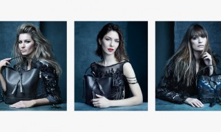 See Marc Jacobs' Last Campaign For Louis Vuitton by Steven Meisel
