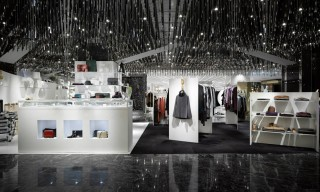 See Maison Martin Margiela's Project Shop in Shinjuku for Holiday 2013