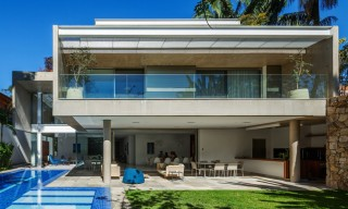 See the Interconnected MG Residence in São Paulo, Brazil