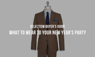 Selectism Holiday Guide: What to Wear to Your New Year's Party