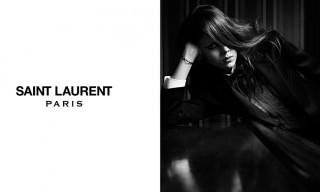 Saint Laurent Spring Summer 2014 Campaign by Hedi Slimane