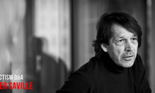 Selectism Q&A | Designer Peter Saville on Joy Division & Distorting The Lacoste Croc