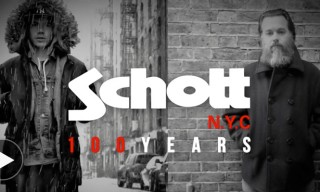 Watch the Schott NYC 100 Year Anniversary Film