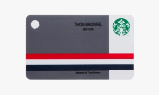 Thom Browne for Starbucks and GQ Japan