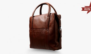 Win this $1,000 Margiela Leather Bag from thecorner.com