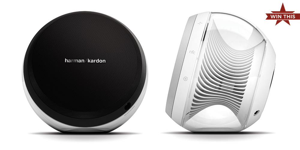Win this Harman Kardon NOVA Speaker Set | Highsnobiety