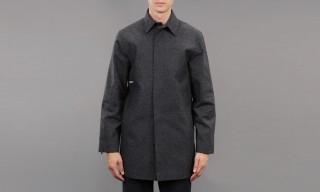 Wood Wood Melange Borgardus Jacket