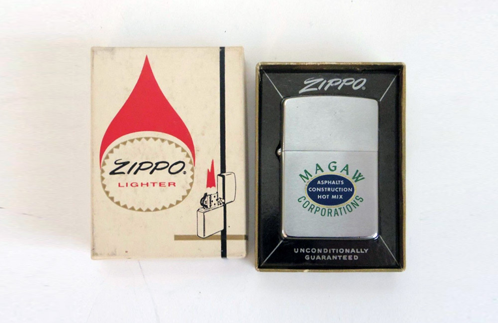 Selectism Holiday Guide: Vintage Zippos