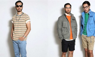 A Preview of Beams Plus Spring/Summer 2014 Collection