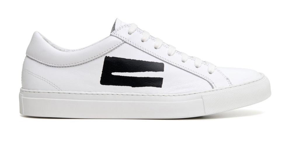 Erik Schedin Sneakers For Comme Des Garçons SHIRT