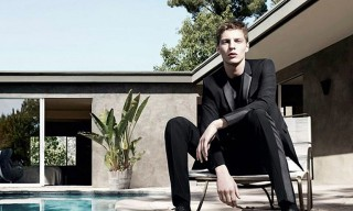 A Poolside Dior Homme Spring/Summer 2014 Campaign