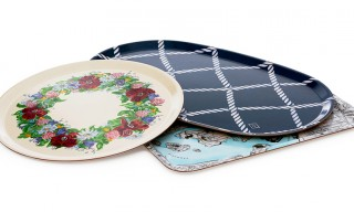 Gant Rugger Introduce Homewares With Hand-Painted Tray Collection