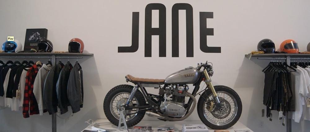 Inside Jane Motorcyles Store   Brooklyn