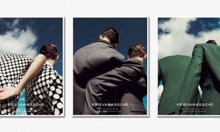 Kris Van Assche Spring/Summer 2014 Campaign