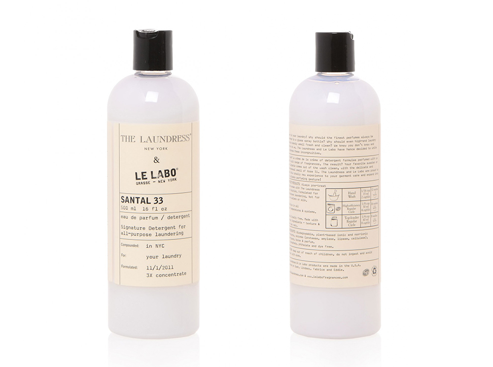 Le Labo For The Laundress   Santal 33 Signature Detergent