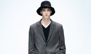 Grey Days – Margaret Howell Fall Winter 2014