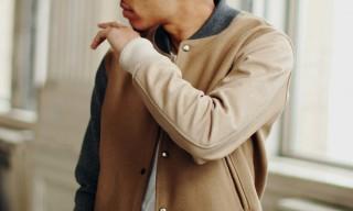NEEDS / WANTS 2014 Lookbook – New Varsity Jacket Action