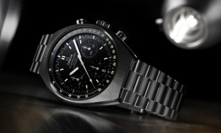New Omega Speedmaster Mark II for BaselWorld