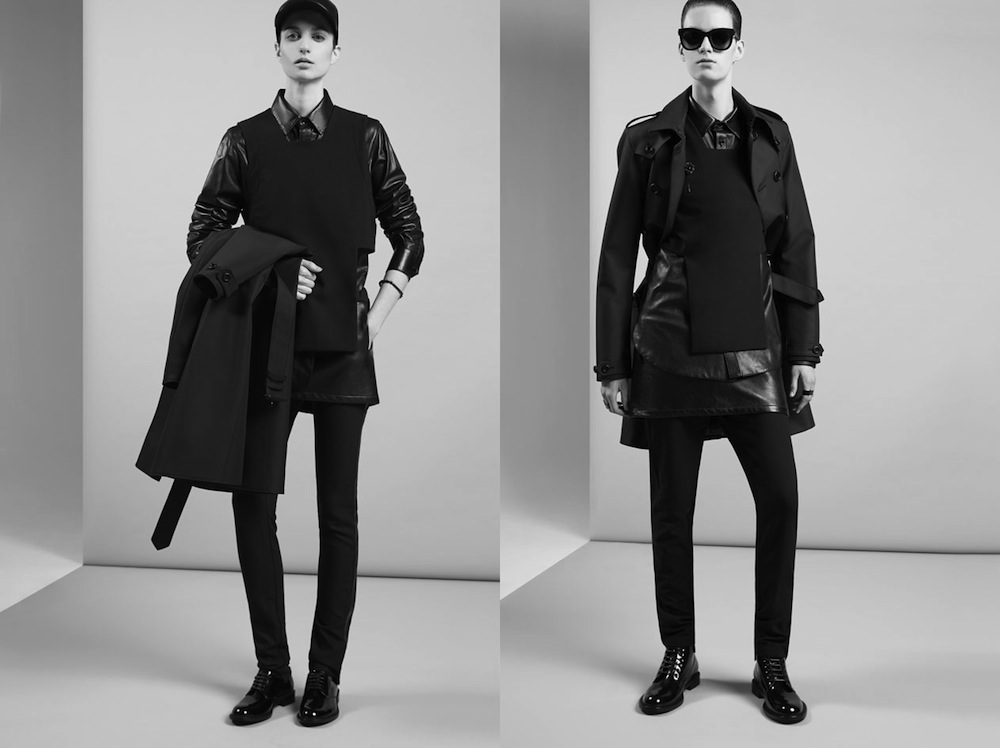 A Unisex Fall Winter 2013 Shot & Styled By Rad Hourani