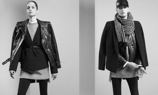 "A Unisex Fall Winter 2013 Shot & Styled ""By Rad Hourani"""