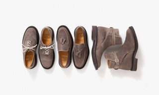 Tricker's All-Grey Collection For Nepenthes Spring/Summer 2014