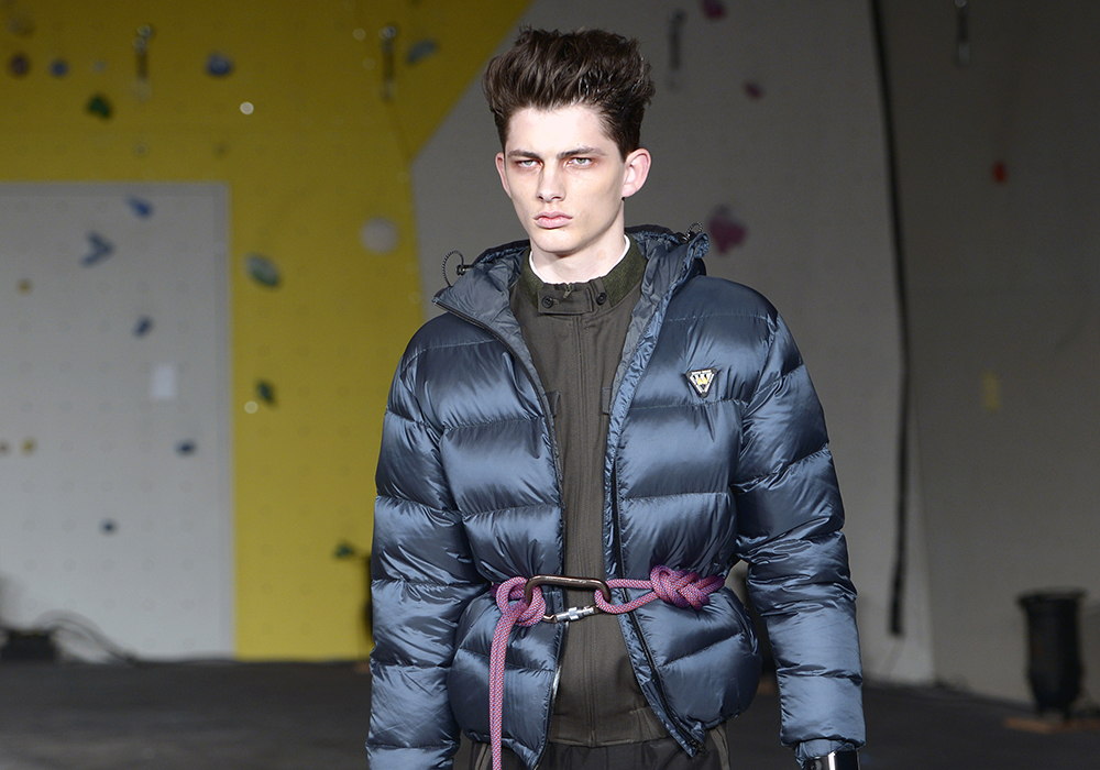 Wood Wood for Fall/Winter 2014 In Motion
