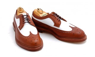 New Alden for Leffot Longwing Leather Lace-Ups