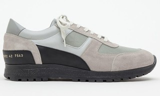Common Projects Mountain Track Trainer