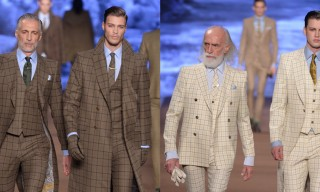 Dramatic and Strong Tailoring at Etro Fall/Winter 2014