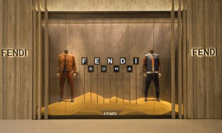 Look Inside Fendi's New Concept Men's Store in Hong Kong