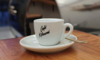 Look Inside the New Café Kitsuné in Paris