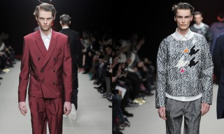 Kris Van Assche Fall/Winter 2014 Collection