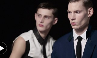 Watch the Lanvin Spring/Summer 2014 Campaign by Steven Meisel