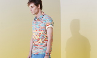 WAX Magazine for Levi's Made & Crafted Spring/Summer 2014