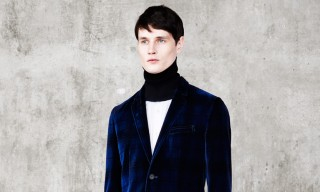 Pringle of Scotland Fall/Winter 2014 – Understated Modernity
