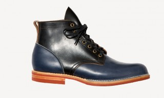 Viberg for Palmer Trading Company Service Boot
