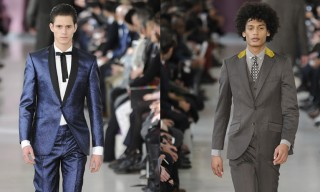 Richard James Fall Winter 2014 – Classic 1950s Suiting
