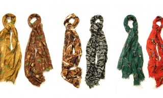 Cotton Scarves by South2 West8
