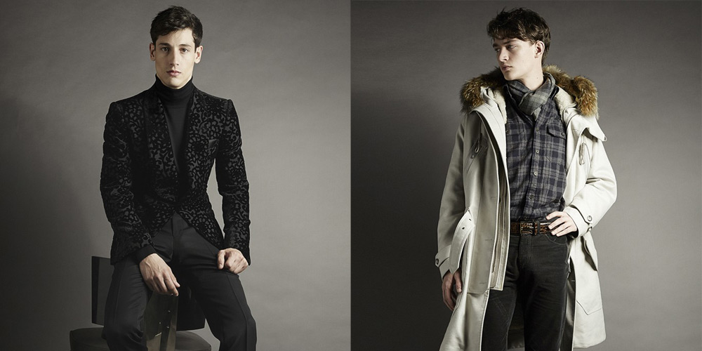 Tom Ford - Men's Fall/Winter 2014 Collection