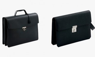 Valextra Fall/Winter 2014 Leather Goods