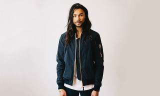 Classic Style Vesio Bomber Jacket by A Kind of Guise