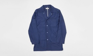 Minimal Mac Style Rain Coat from CREEP by Hiroshi Awai