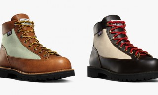 Danner for Beckle Canvas Boots