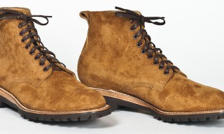 Yuketen Eric Fog Boots – Soft Mexican Suede With A Tough Vibram Sole